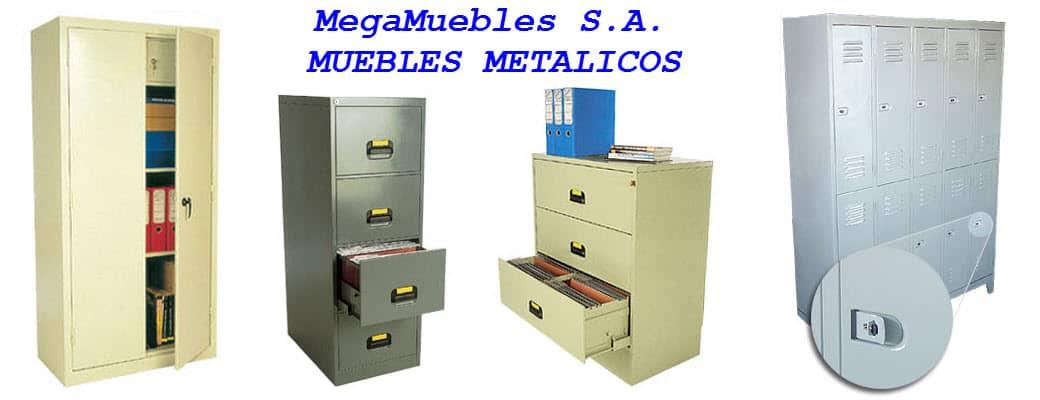 Slide Muebles Metálicos